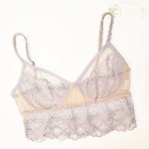 ONLY HEARTS Whisper Sweet Nothings Bralette NWT
